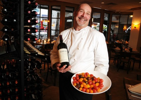 Executive Chef Paul Wade of Toscanini Ristorante in Beaver Creek Resort, CO Photo by Kristin Anderson