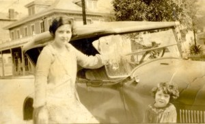My gramma, Frances Castrogiovanni Manale, and my mom, Gloria Manale LeBlanc. Both women are gone, but continue to live in my soul.
