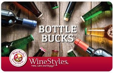 Bottle Bucks reward card image