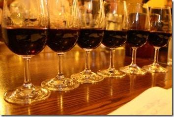 take any six wines