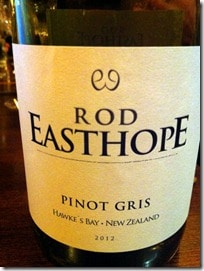 Easthope Pinot Gris