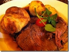 Red Lion beef
