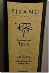 Just one Tannat!