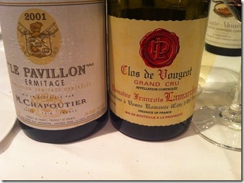 Two great French whites