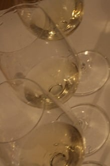Three Rieslings