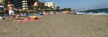 May 18th – Friday – Marbella, Spain