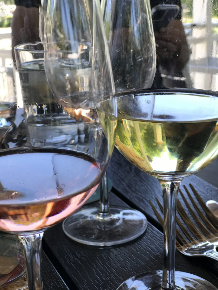 Wine With Lunch