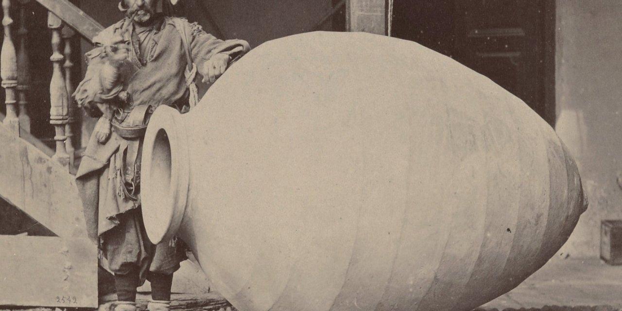 Kvevri – Wine Making in an Earthenware Jar 6000 B.C.