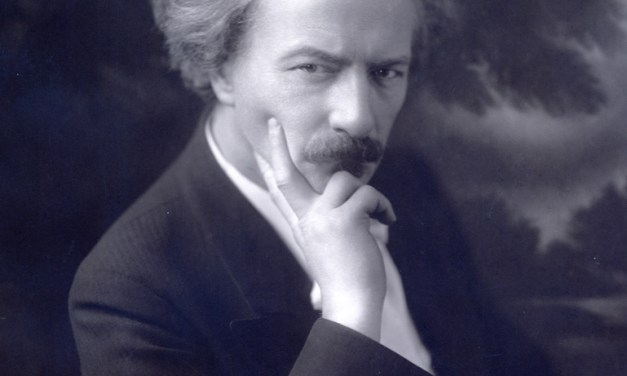 Paderewski – Switzerland and California