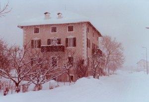 Meo's home in Bolzano, Italy
