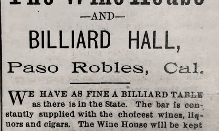 The Wine House – Paso Robles 1887