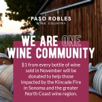 Wine History Project Supports Wildfire Relief in Sonoma County