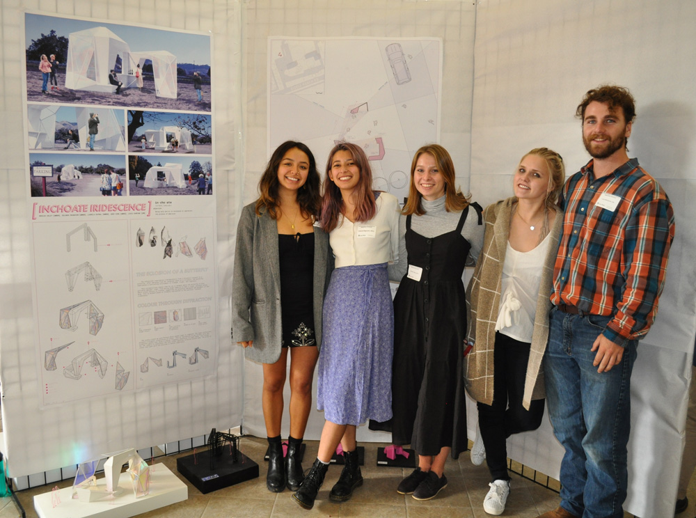 Iridescence Inchoate; Ludmila Raynal, Architecture; Solanda Magnuson, Architecture; Moriah Haley, ARCH Architecture; Louis Rampone, Construction Management.