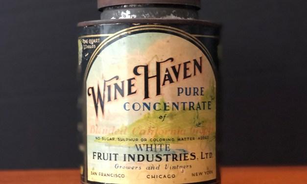 Prohibition: Fruit Industries, Ltd.