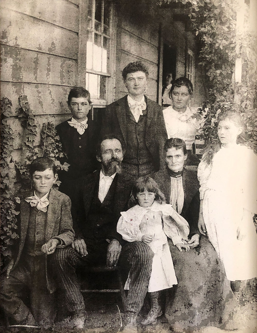 William Ernst and Family - 1st and 2nd