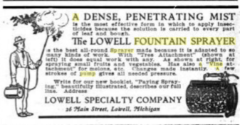 Lowell Specialty Company