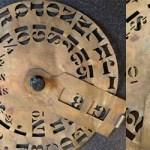 Stencil Wheel
