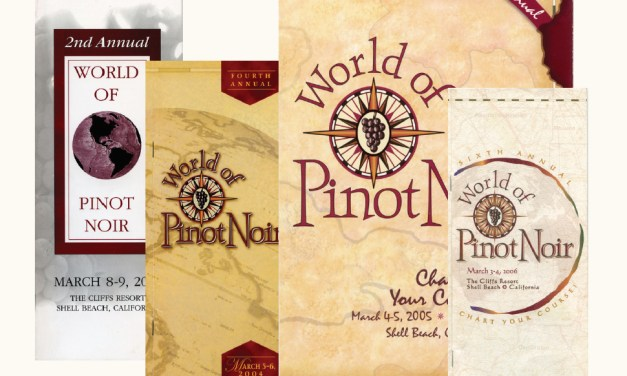 The World of Pinot Noir on the Central Coast of California
