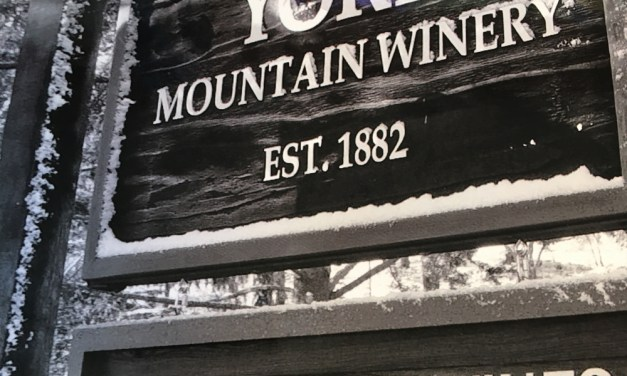 Book Review: York Mountain Winery – Epoch Estate Wines by Jenna Martinez