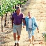 Doug and Nancy Beckett, Peachy Canyon Winery