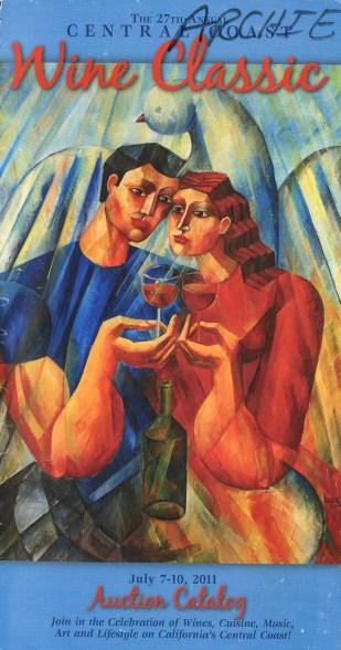 Central Coast Wine Classic cover by Yuroz Gevorgian