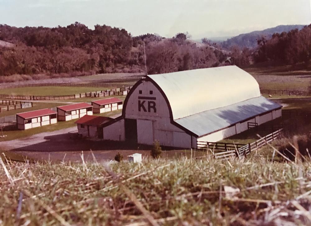 Kentucky Ranch 1970s