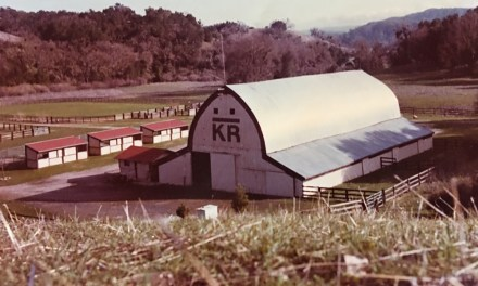 The Roots Run Deep on the Kentucky Ranch Home to Thacher Winery