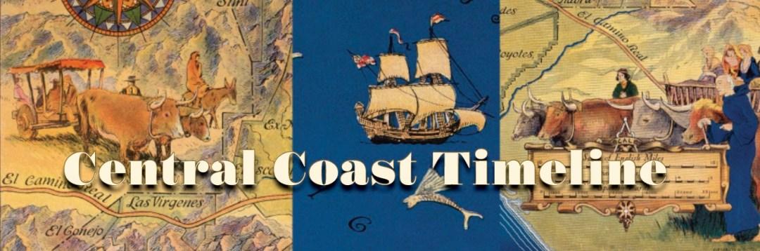 central coast timeline