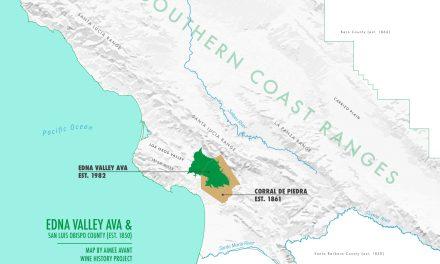 The Edna Valley AVA:  A San Luis Obispo First