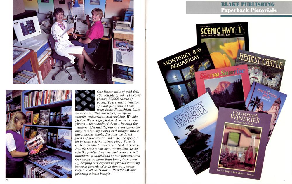 Blake Publishing Paperback Pictorals