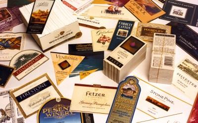 Richard Blake: Legendary Printer of Wine Labels