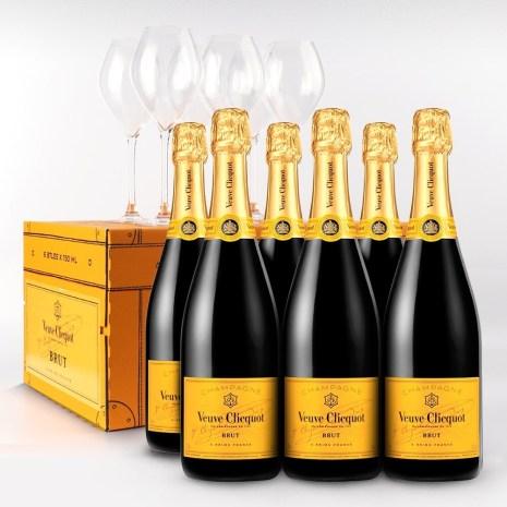 Price of Veuve Clicquot Champagne in Nigeria