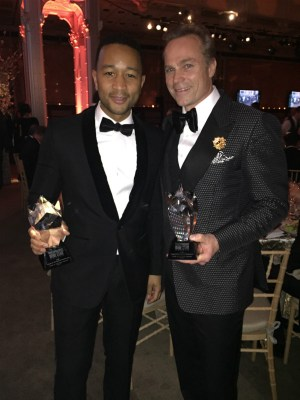 Not Just a Celebrity Wine; John Legend's LVE in Harmony with JCB