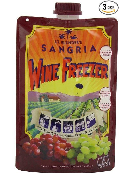 Sangria Wine Freezer