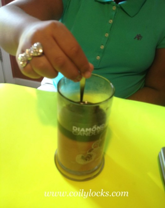 Chocolate Truffle Diamond Candles 3