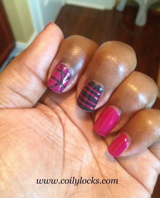 Manicure Monday August Julep It Girl 2