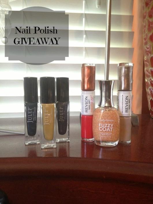 Nail polish giveaway coily locks manicure monday 3