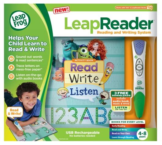 LeapReader Ad Box pic