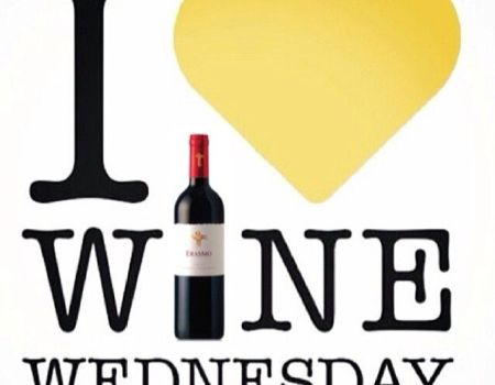I love wine Wednesday