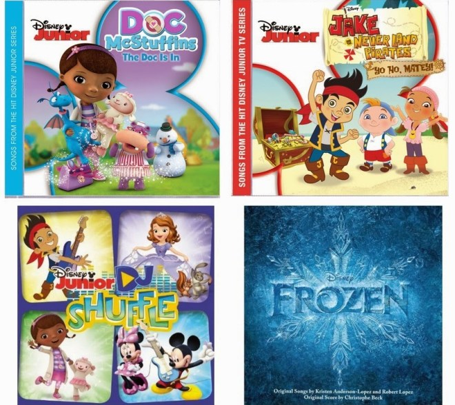 Disney Sing into Spring Preschool Pack Coily Locks Giveaway