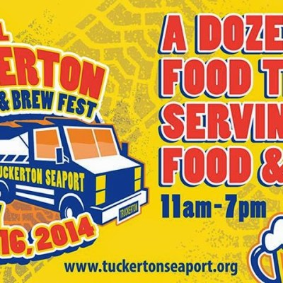 "5 Ways My Inner Foodie is Excited for ""Truck""erton"