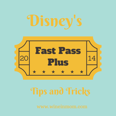 Disney Countdown 2014: Fast Pass Plus