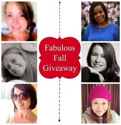 Fabulous Fall Giveaway