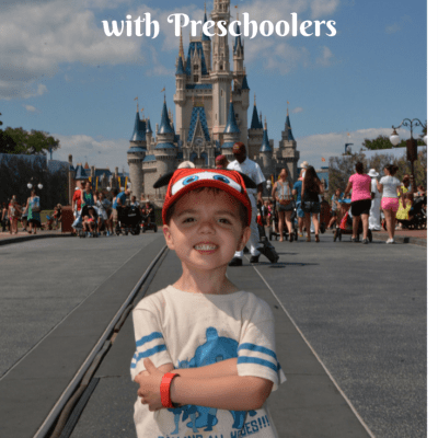 9 Tips for Walt Disney World with Preschoolers