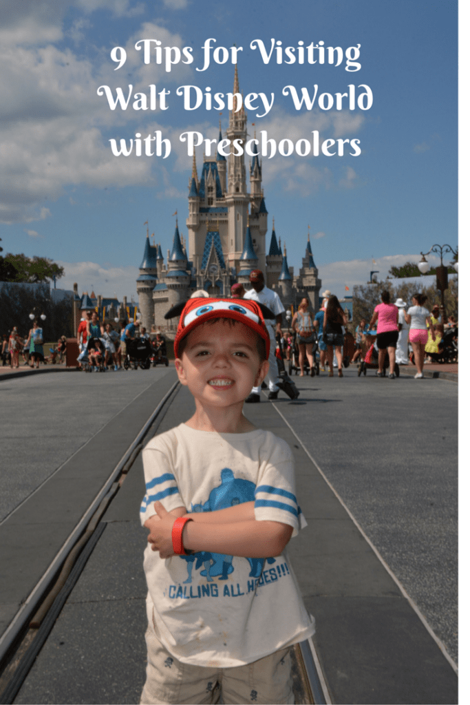 9 Tips for Visiting Walt Disney World with