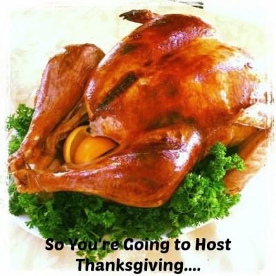 Host Thanksgiving Dinner