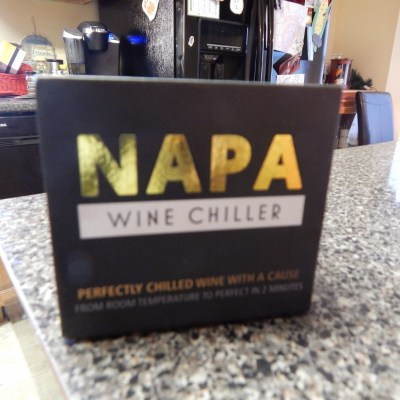BOS Napa Wine Chiller