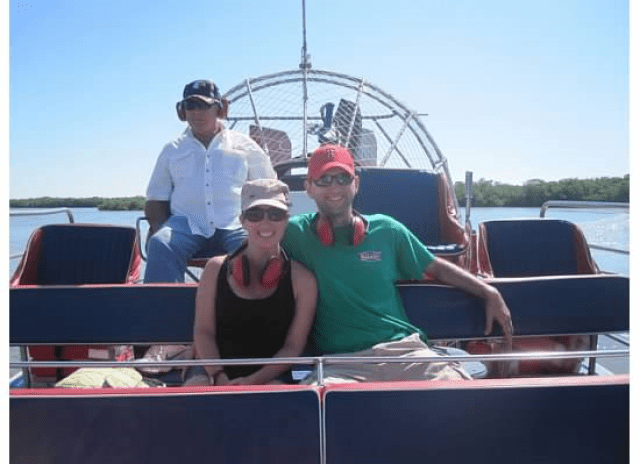 Air Boat Ride Marco Island