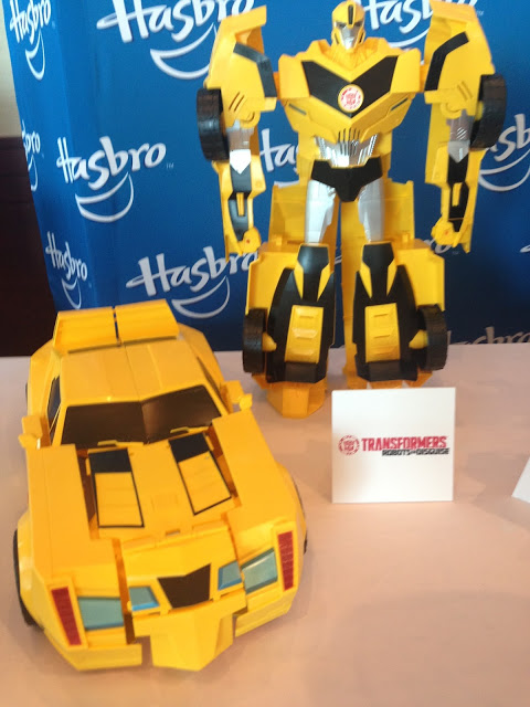 Transformers by Hasbro