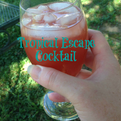 Tropical Escape Cocktail